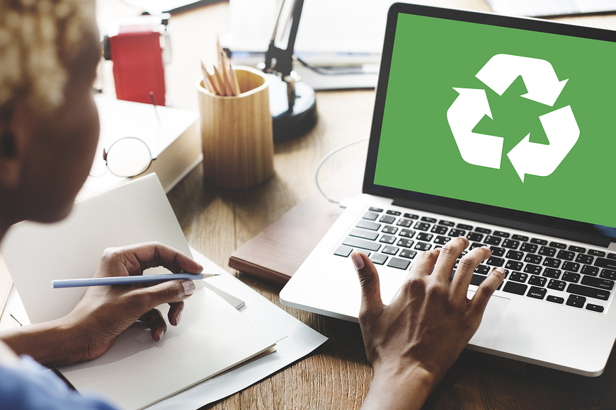 How to Go Green in the Office