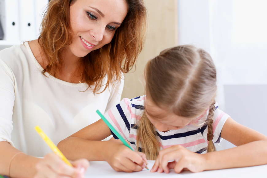 5 Ways to Improve Your Kid's Pencil Grasp