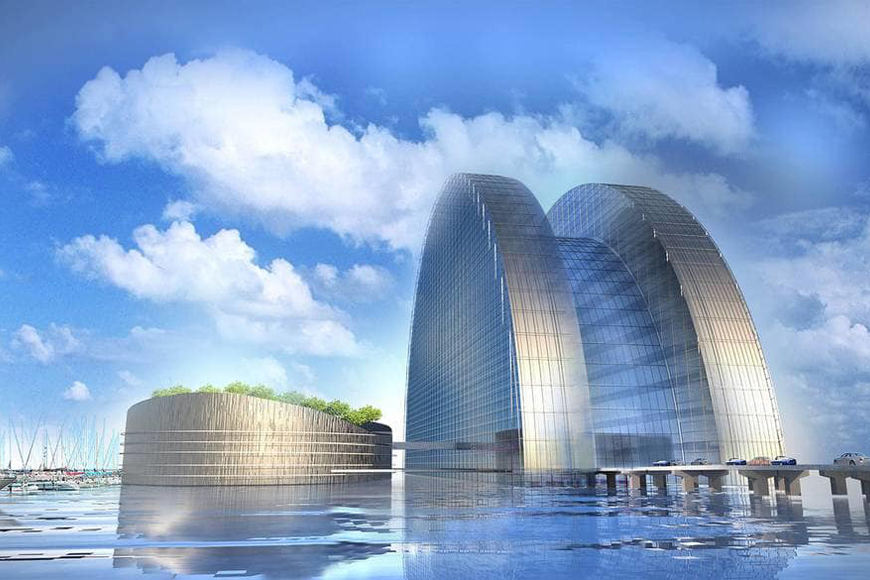 8 of Qatar's Most Bizarre Upcoming Buildings