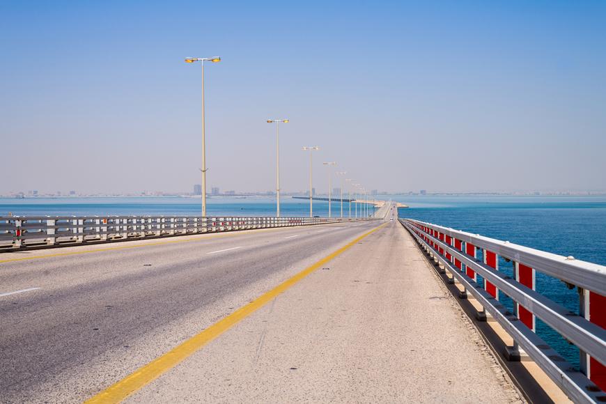 King fahd causeway expatwoman king fahd causeway publicscrutiny Gallery