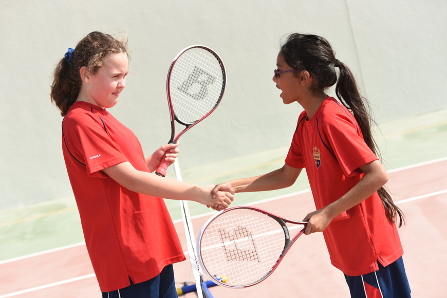 FuturePro Tennis Academy Opens at Kings' School Al Barsha
