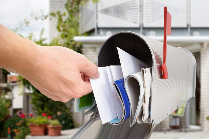 Posting a letter and getting mail delivered in Hong Kong