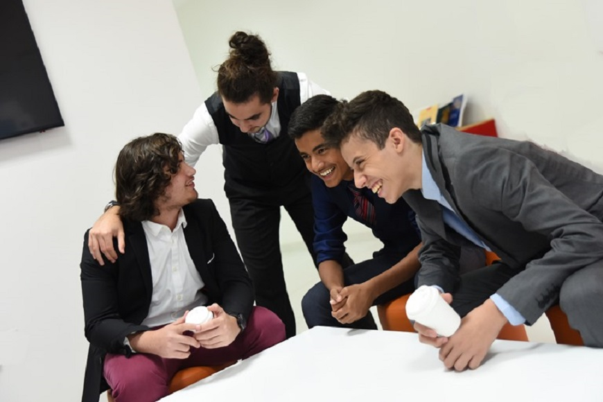 Kings' Opens Its Doors to Sixth Form