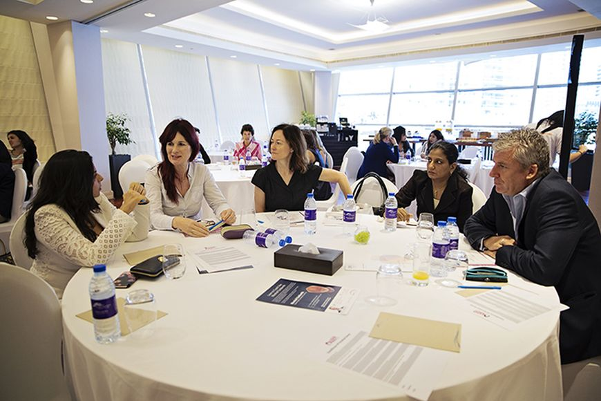 In Pictures: ExpatWoman's HR Breakfast