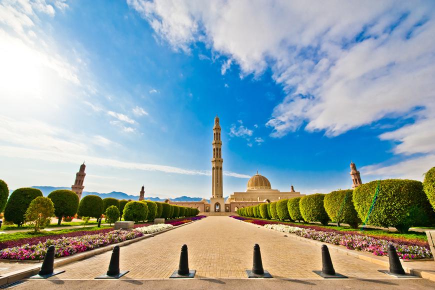 Sightseeing in Oman