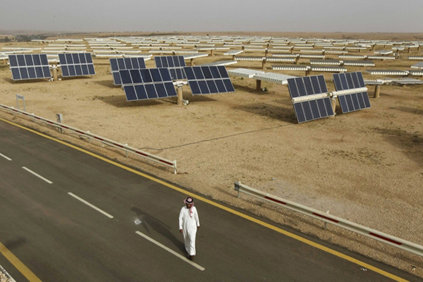 Saudi Arabia Aims to Become Solar Powerhouse