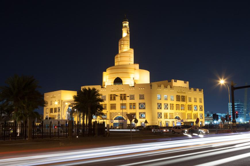 Sightseeing in Qatar