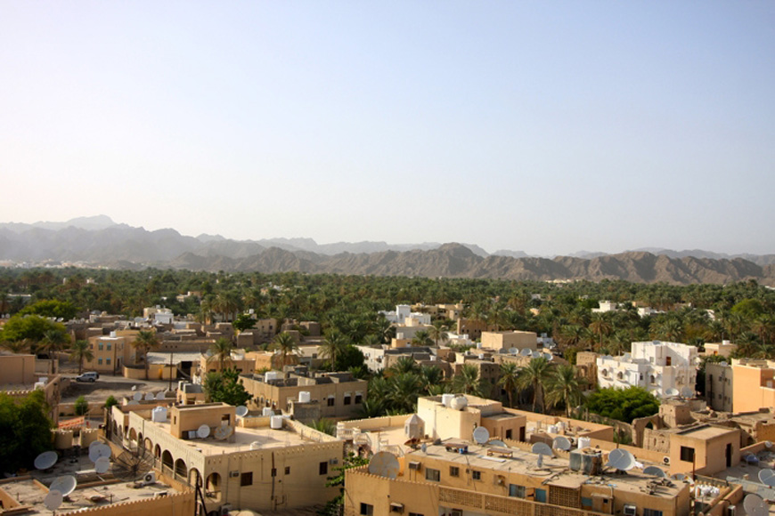 All About Western Hajar Mountains in Oman