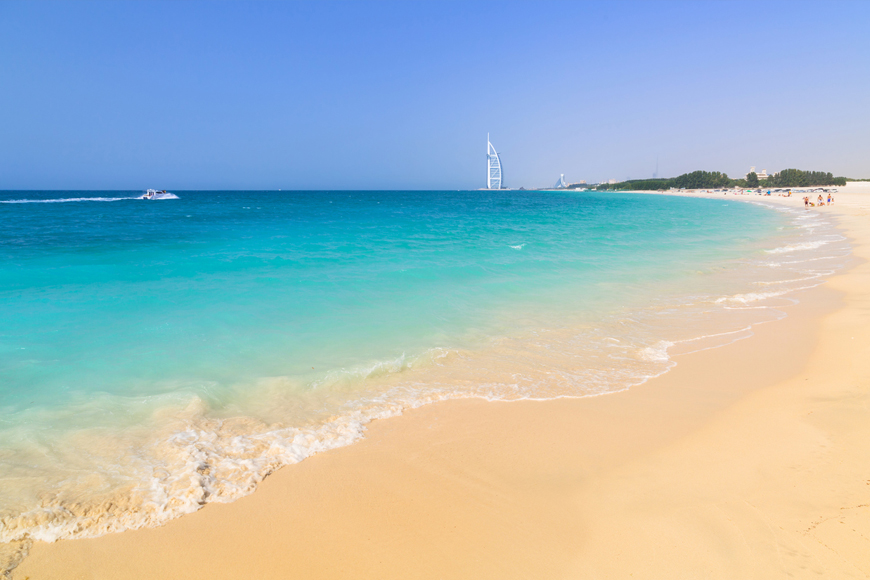 The Top 10 Beaches to Visit in Dubai
