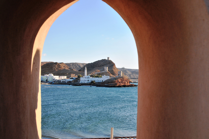 Where to Live in Oman