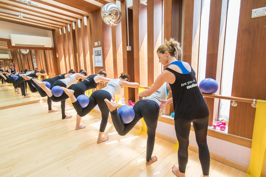 Live Life in Motion at Motion Ladies Fitness Center