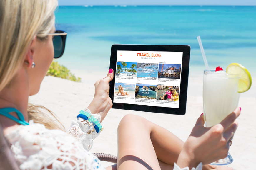 Top 5 Jobs for a Digital Nomad