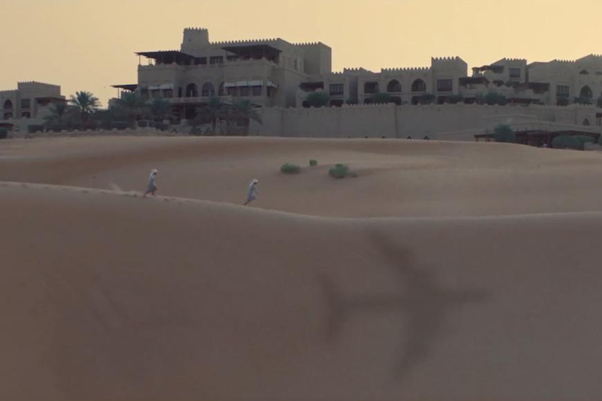 This Abu Dhabi Advert is Breathtaking