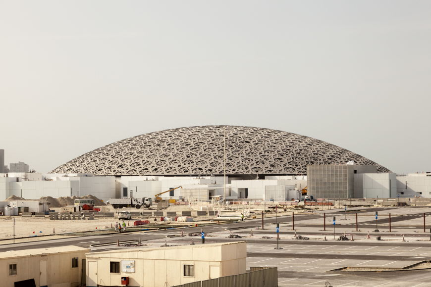 8-Years in the Making: Watch the Rise of the Louvre Abu Dhabi