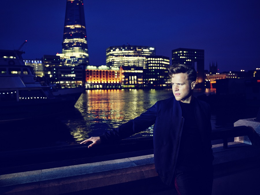 Facts about Olly Murs