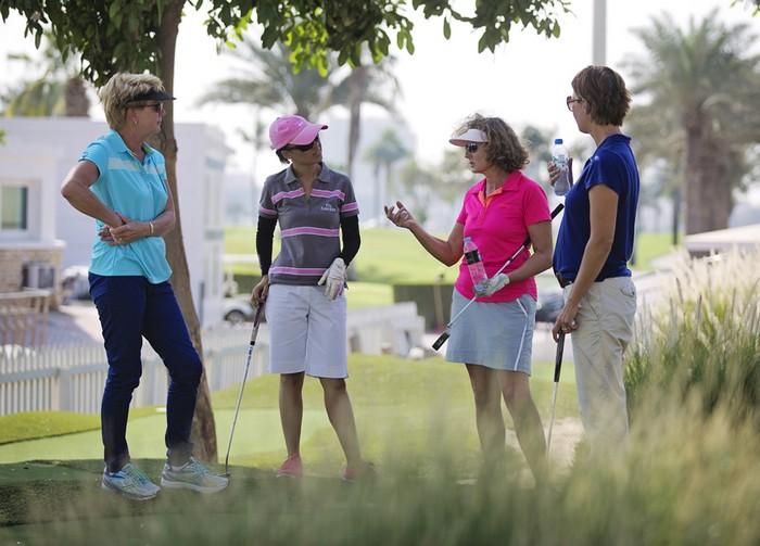 Dubai Creek Golf Event
