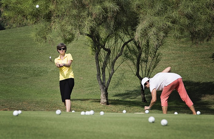 Expatwoman ladies golf morning 2