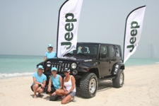 Dragon Boating & Jeep