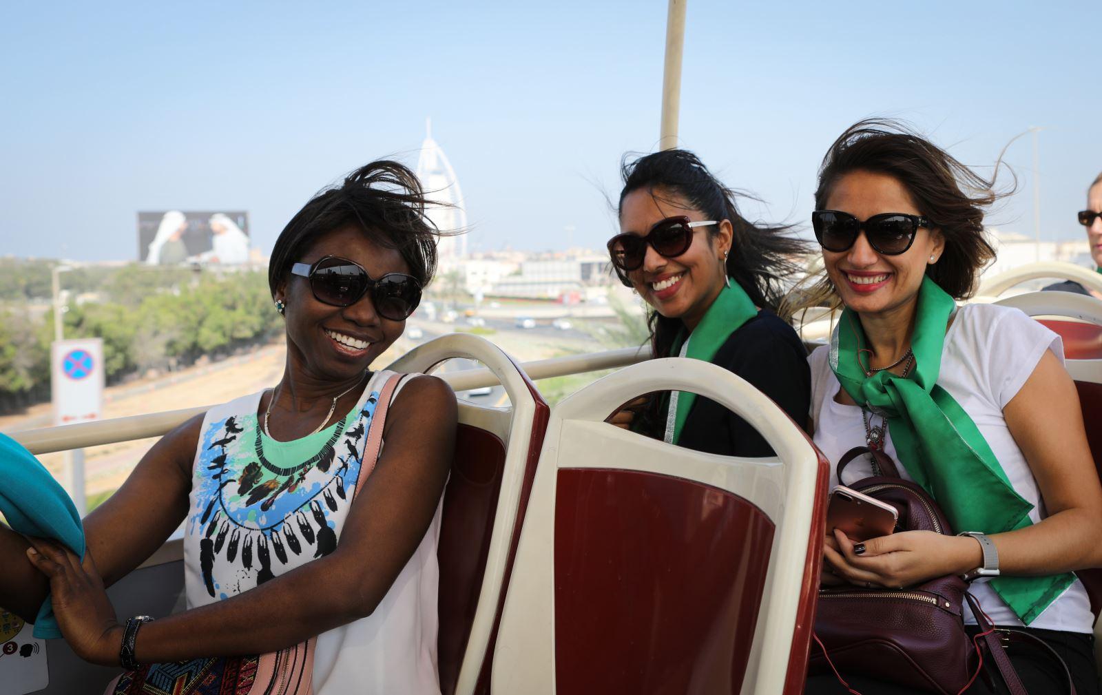 See Dubai with Santa Fe