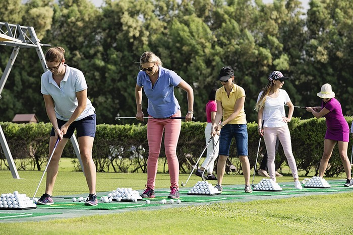 Expatwoman ladies golf morning 1