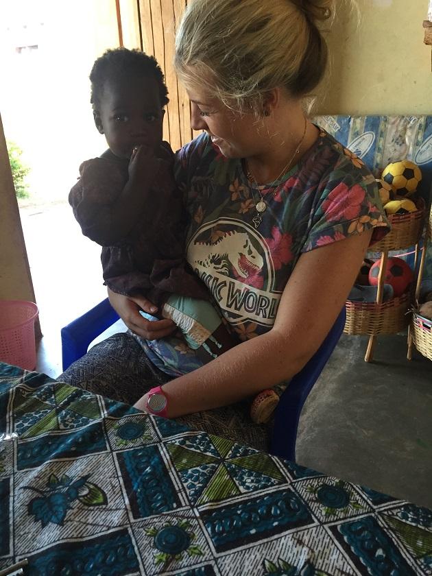 Sarah Brook Sparkle Malawi's