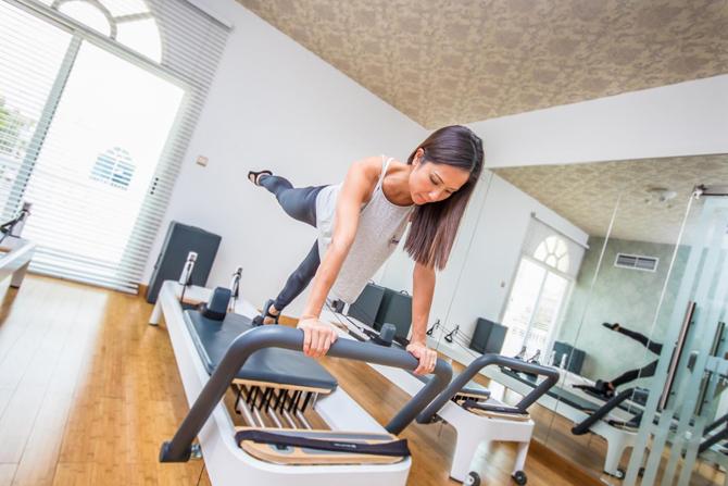 Ladies Fitness Center