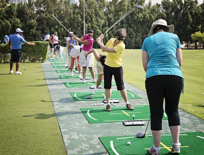 Expatwoman ladies golf morning 5