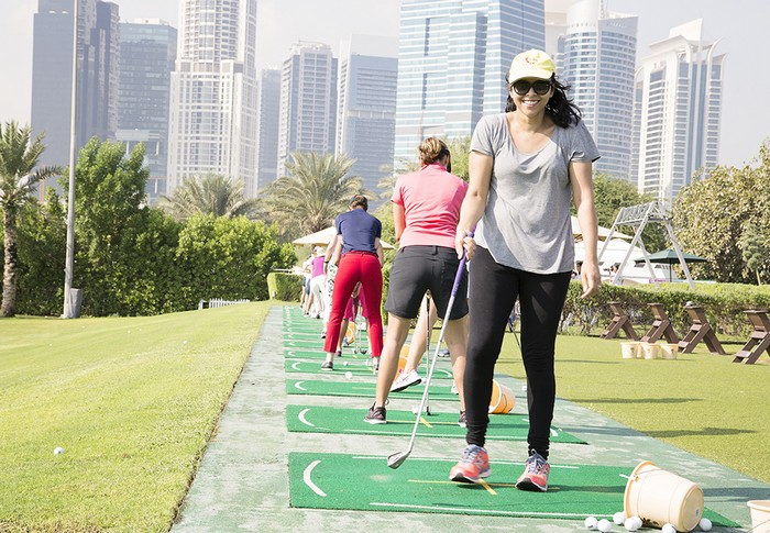 Expatwoman ladies golf morning 6