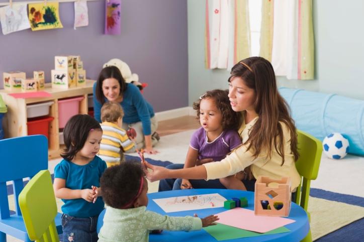 nursery schools oman