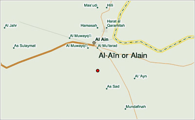 Living in Al Ain ExpatWomancom