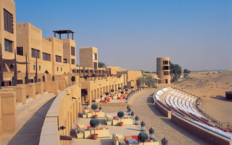 Al Sahra Desert Resort Dubai hidden treasure
