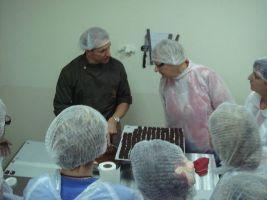 Swiss Chocolate Factory