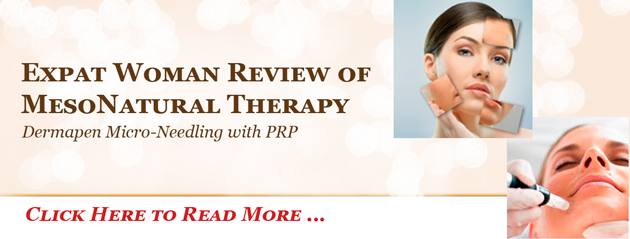 ExpatWoman Review of MesoNatural Therapy