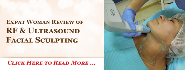 Radio Frequency (RF) & Ultrasound - Facial Sculpting and Rejuvenation