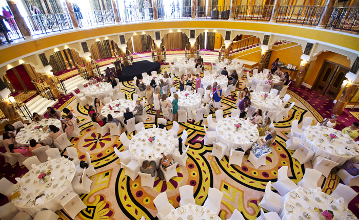 The expatwoman annual burj al arab breakfast event 1