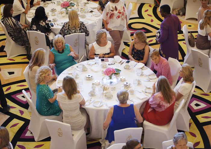 The expatwoman annual burj al arab breakfast event 3