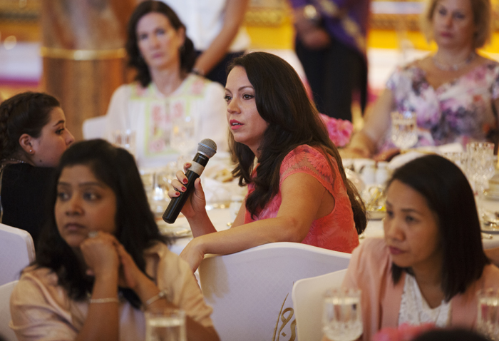 The expatwoman annual burj al arab breakfast event 5