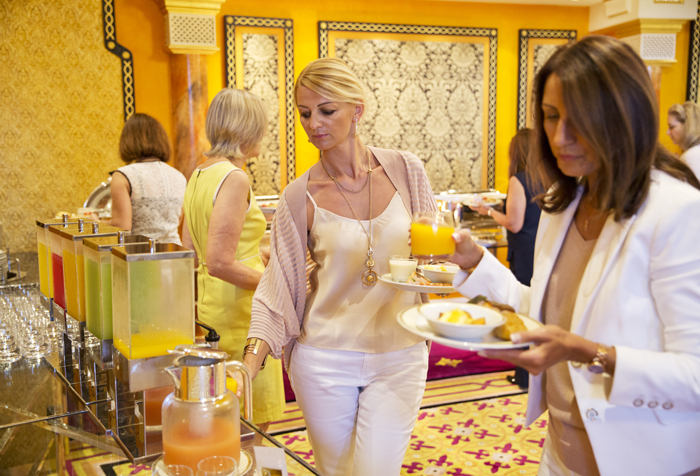 The expatwoman annual burj al arab breakfast event 6