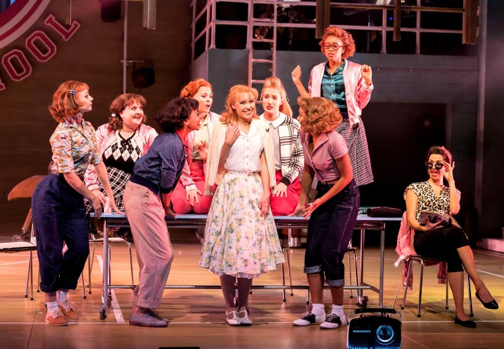 Grease the Musical Review