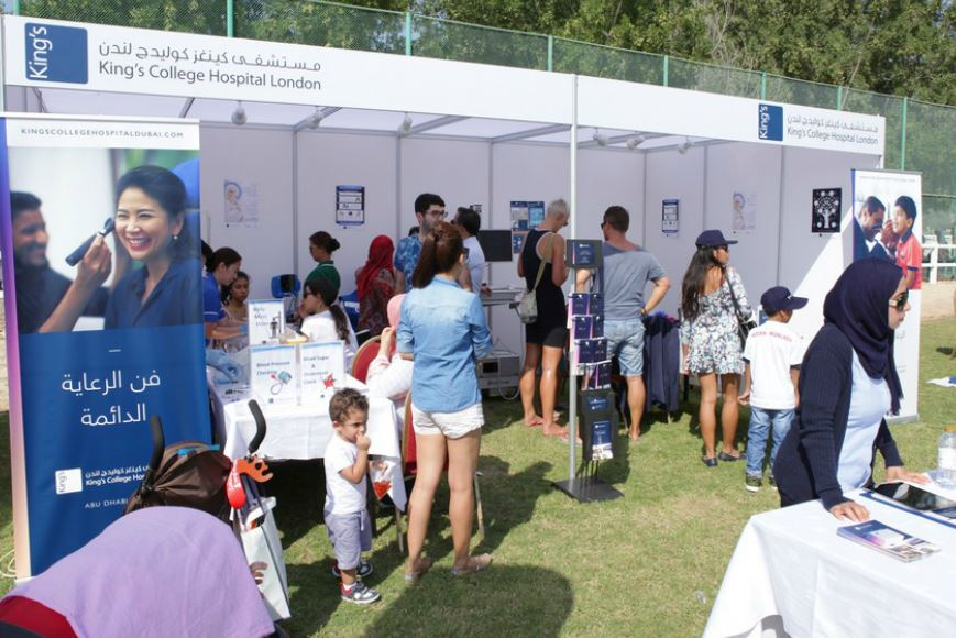 ExpatWoman Festive Family Fair 2017 Pictures