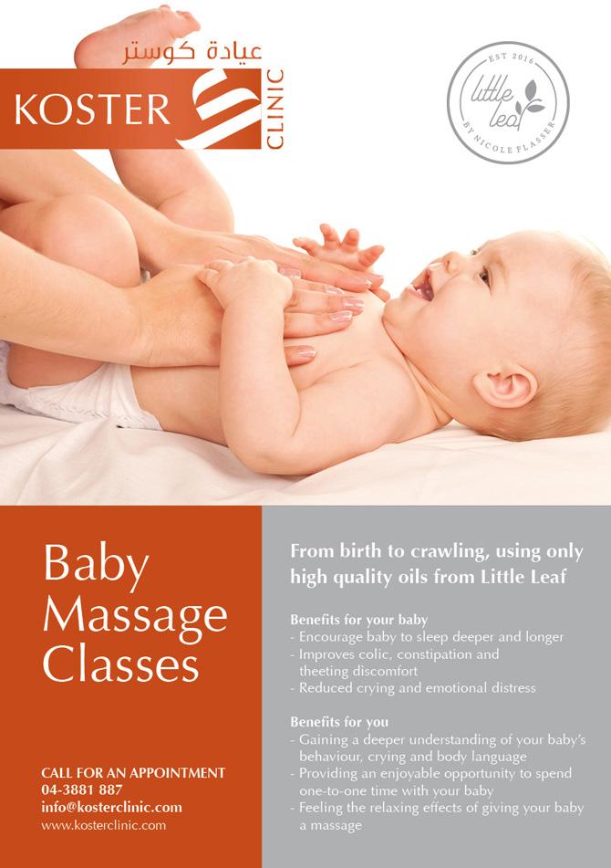 Baby Massage Classes