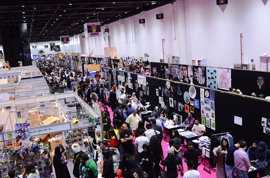 Middle East Film and Comic Con 2017