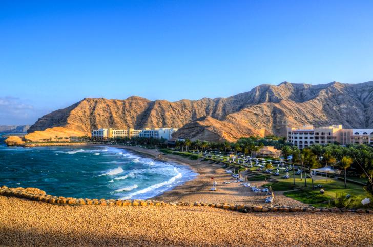 Oman scenery