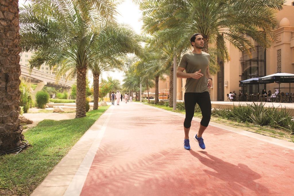 Al Ittihad Jogging park