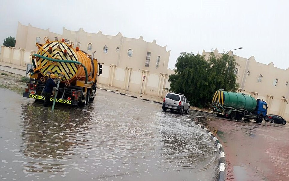 Qatar flood