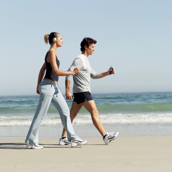 beach walking abu dhabi