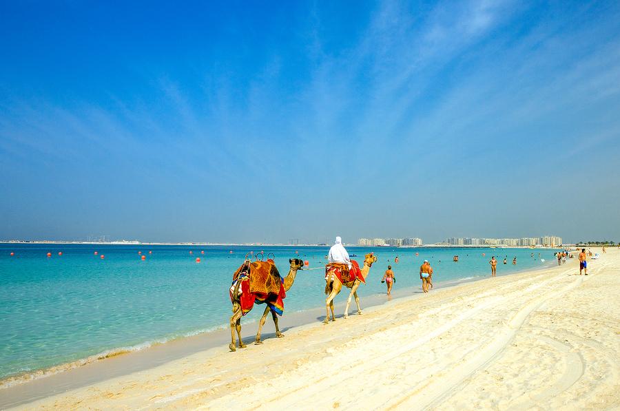 beaches in dubai teen activities