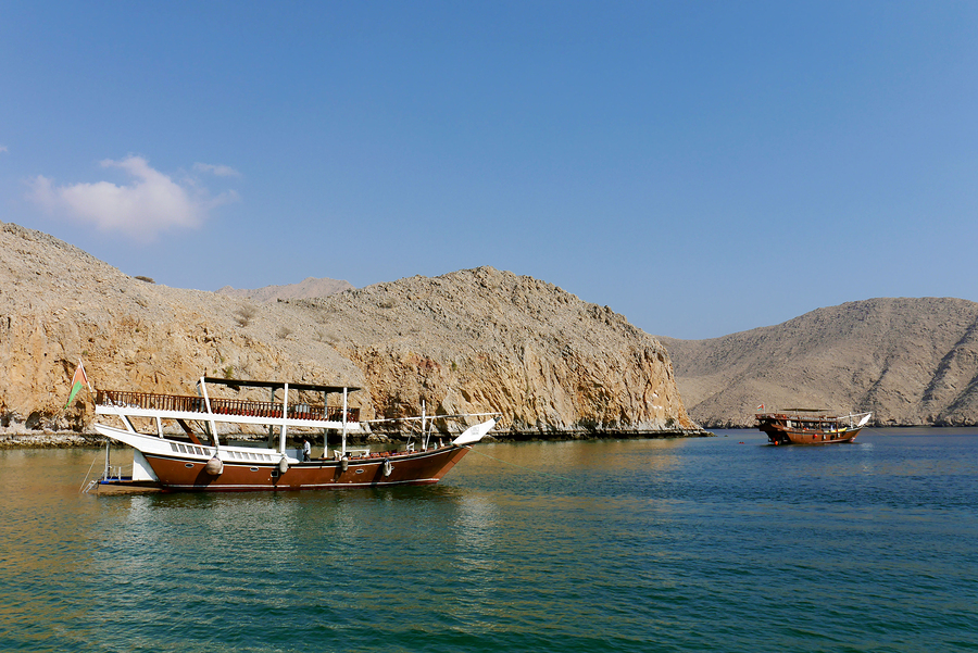 The best UAE road trips | Musandam
