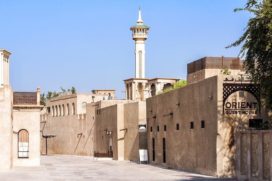 Bastakiya Area Dubai hidden treasures