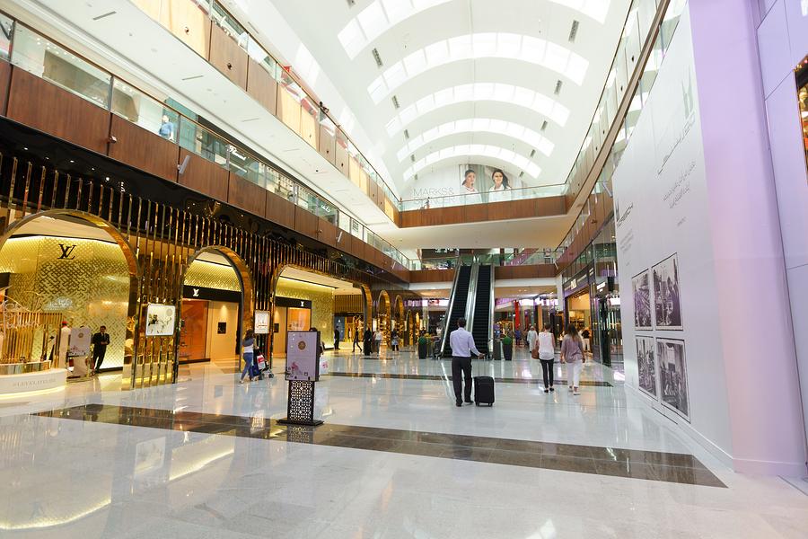 Dubai mall teen activities